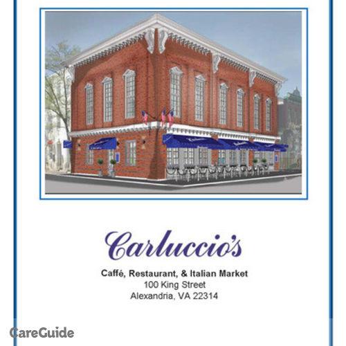 Chef Job Carluccio's Caffe, Restaurant & Italian Market's Profile Picture