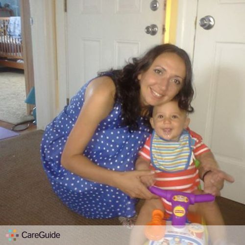 Child Care Provider Oksana Antonicello's Profile Picture