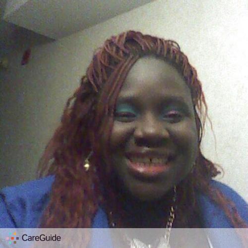 Child Care Provider Mekasha A's Profile Picture