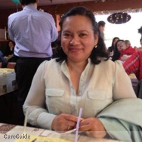 Canadian Nanny Provider Marivica Blando's Profile Picture