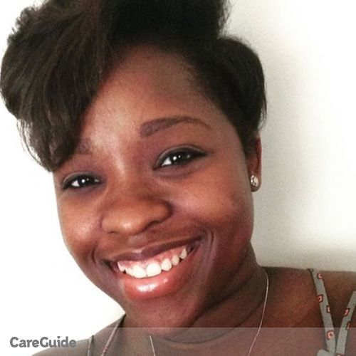 Child Care Provider Nkayla Alford Alford's Profile Picture