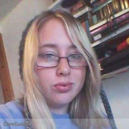 Canadian Nanny Provider Cassandra R's Profile Picture