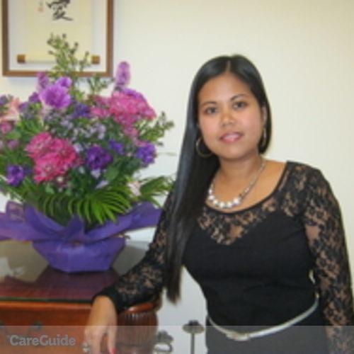 Canadian Nanny Provider Gemma Tugade's Profile Picture