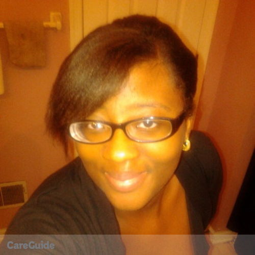 Housekeeper Provider Aaliyah Singleton's Profile Picture