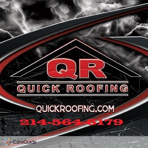 Roofer Provider Joe J's Profile Picture
