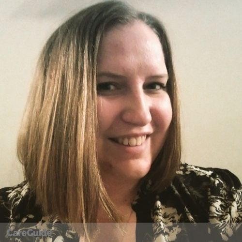 Canadian Nanny Provider Beth Boven's Profile Picture