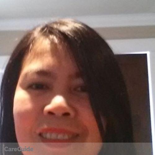Canadian Nanny Provider Gina Maniquez's Profile Picture