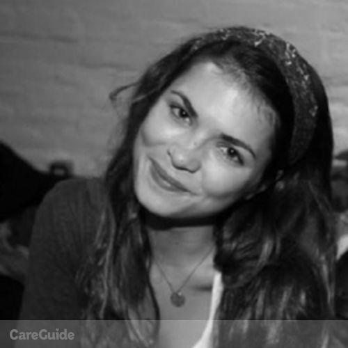 Canadian Nanny Provider Rhiannon Smith's Profile Picture