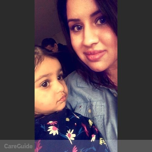 Canadian Nanny Provider Ravina N's Profile Picture