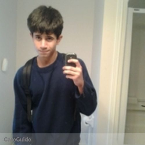 Canadian Nanny Provider Ubaid A's Profile Picture