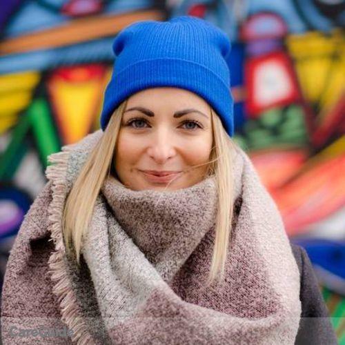 Canadian Nanny Provider Camille Cote's Profile Picture