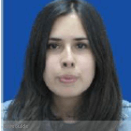 Canadian Nanny Provider Marta Pereira's Profile Picture