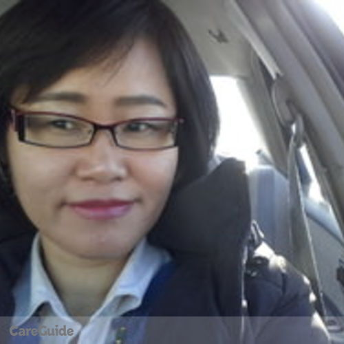 Canadian Nanny Provider Esther Kyung Hee K's Profile Picture