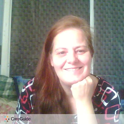 Elder Care Provider Melissa M's Profile Picture