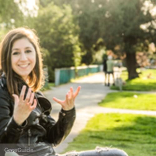 Canadian Nanny Provider Sara C's Profile Picture