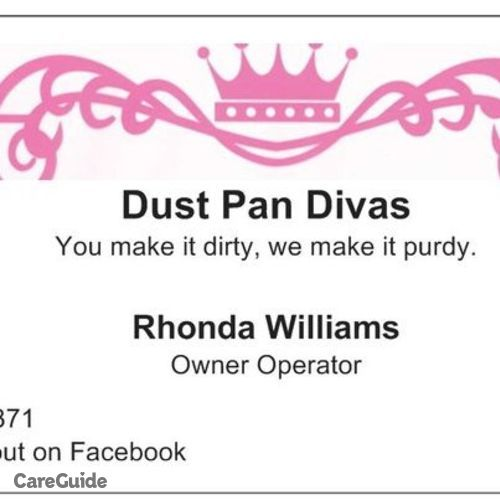 Housekeeper Provider Rhonda Williams's Profile Picture