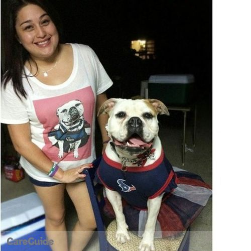 Pet Care Provider Claudia H's Profile Picture