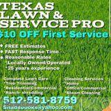 Texas Lawn & Service Pro
