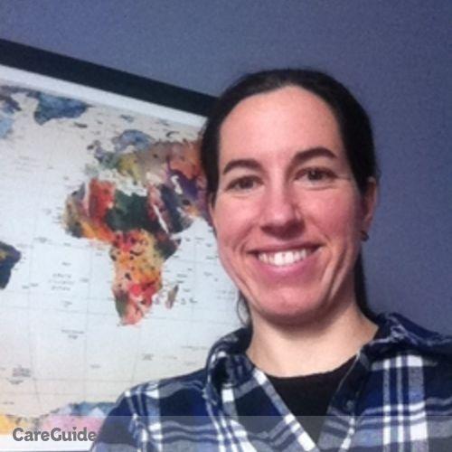 Canadian Nanny Provider Andrea J's Profile Picture