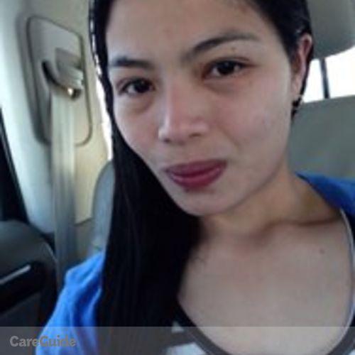 Canadian Nanny Provider Rita Castillo's Profile Picture