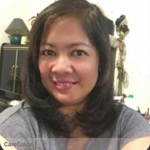 Canadian Nanny Provider Elma Pacia's Profile Picture