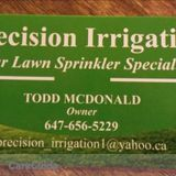 Experienced Lawn Sprinkler Specialist
