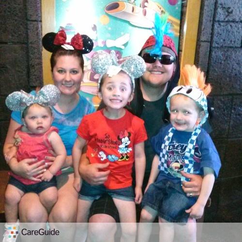 Child Care Provider Moriab M's Profile Picture