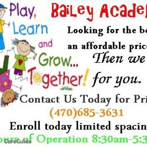 Child Care Provider Ashia Stokes's Profile Picture