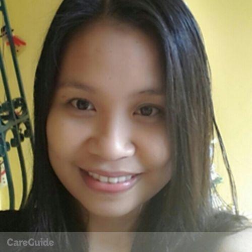 Canadian Nanny Provider Veronica Lales's Profile Picture