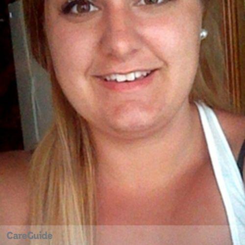 Canadian Nanny Provider Rebecca Langlands's Profile Picture