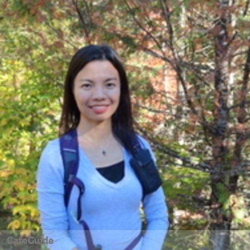 Canadian Nanny Provider Ema Grey Fajardo's Profile Picture