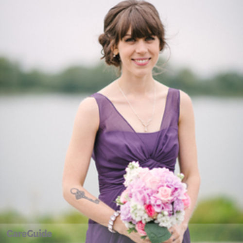 Canadian Nanny Provider Kelsey Mackintosh's Profile Picture