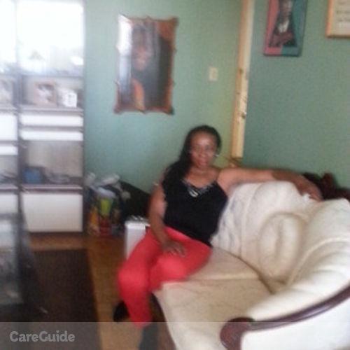 Canadian Nanny Provider Villadene Alexis's Profile Picture