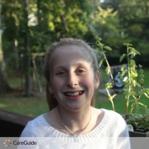 Child Care Provider Chloe Stuart's Profile Picture