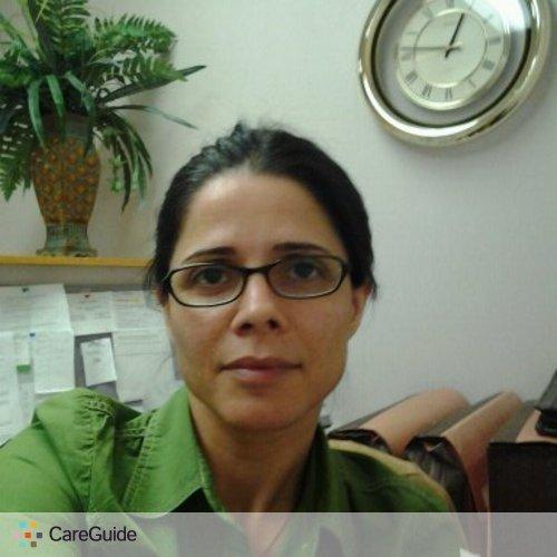 Child Care Provider Luciana F's Profile Picture