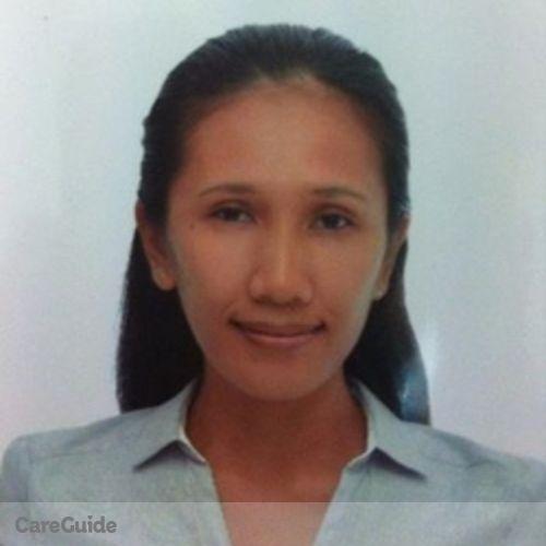 Canadian Nanny Provider Marecel Perocho's Profile Picture
