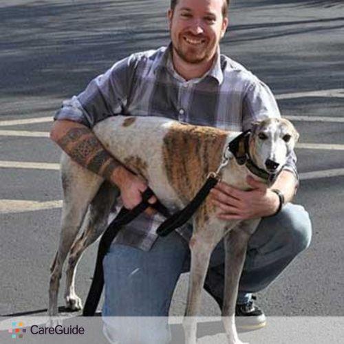 Pet Care Provider Matt Mulholland's Profile Picture