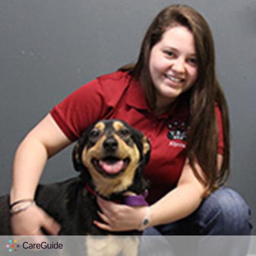 Pet Care Provider Alycia Jones's Profile Picture
