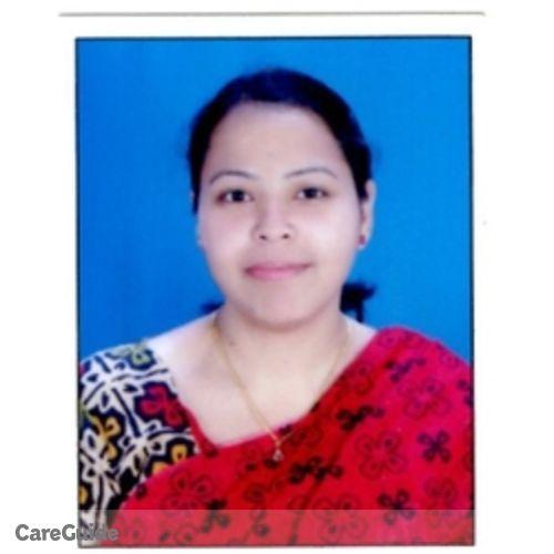 Canadian Nanny Provider Shimona Jani's Profile Picture