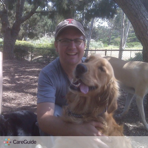 Pet Care Provider Tod T's Profile Picture