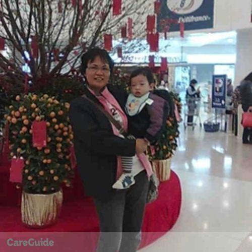 Canadian Nanny Provider Susan G's Profile Picture