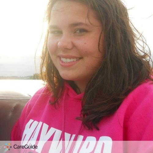 Child Care Provider Hannah Peterson's Profile Picture
