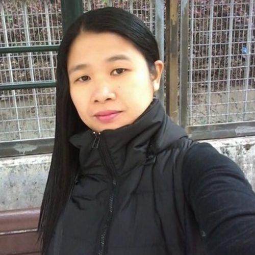 Canadian Nanny Provider Maritess R's Profile Picture