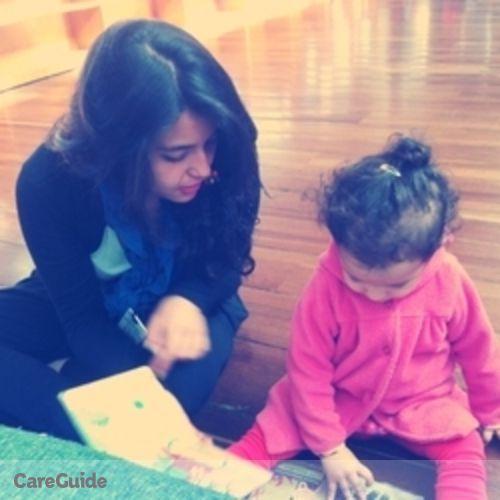 Canadian Nanny Provider Daniella Margarita Saavedra Beltran's Profile Picture