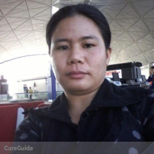 Canadian Nanny Provider Candelaria C's Profile Picture