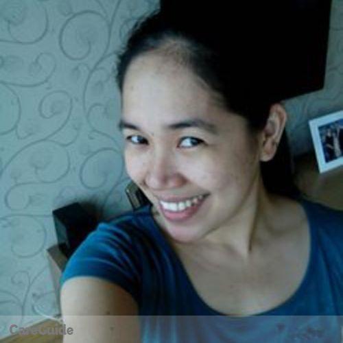 Canadian Nanny Provider Marissa Bueno's Profile Picture