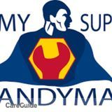 My SuperhHandyMan... Fast, Local & Reliable
