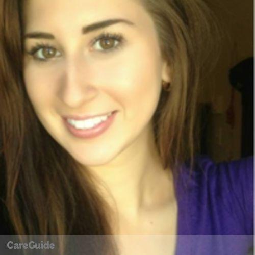 Canadian Nanny Provider Julie Sage's Profile Picture