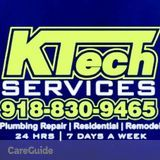 KTech Services is your one stop plumbing shop 24/7
