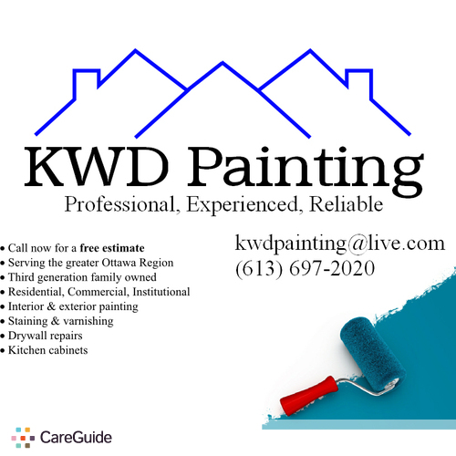 Painter Provider Kyle D's Profile Picture